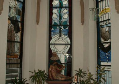 Nikolaus-von-Flue-Kapelle mit Pieta