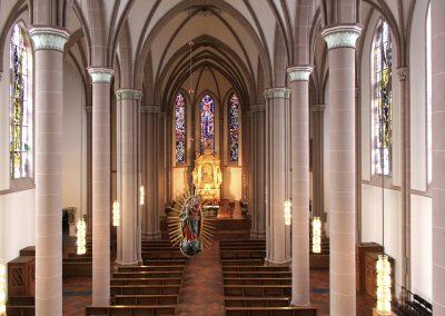 St. Marien Kirche Innenraum