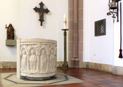 St. Marien Kirche Nebenraum