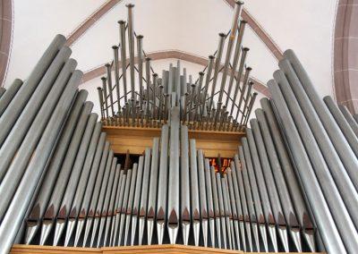 St. Marien Kirche Orgel