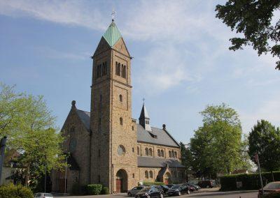 Liebfrauen Kirche Ansicht 1