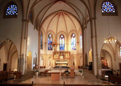 St Josef Ansicht Hochaltar 3