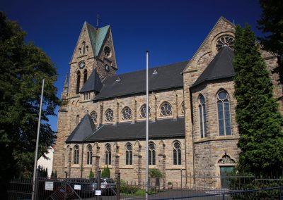 St Josef Kirche Aussenansicht 2