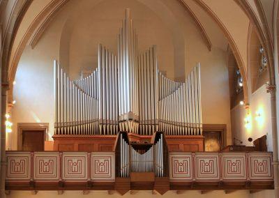 St Josef Kirche Orgel 2