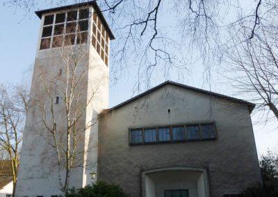 St Petrus Canisius Aussenansicht 1