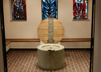 St Petrus Canisius Innenansicht 3