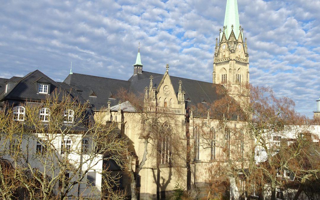 Pfarrerwahl in St. Marien