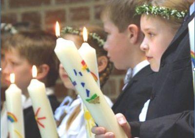 Erstkommunionfeiern 2020