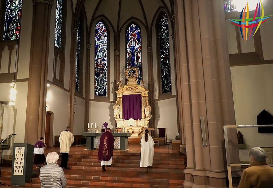 Live-Mitschnitt aus der Marienkirche