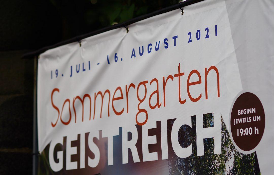 Sommergarten — Nachlese