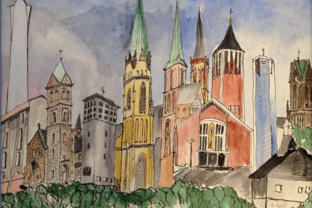 Hubertus Böttcher neuer Pastor